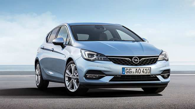 81 The Opel Astra 2020 Price Design And Review