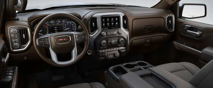 82 A 2019 Gmc 1500 Interior Pictures