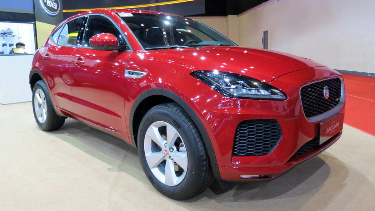 82 A 2019 Jaguar E Pace Price Redesign And Review