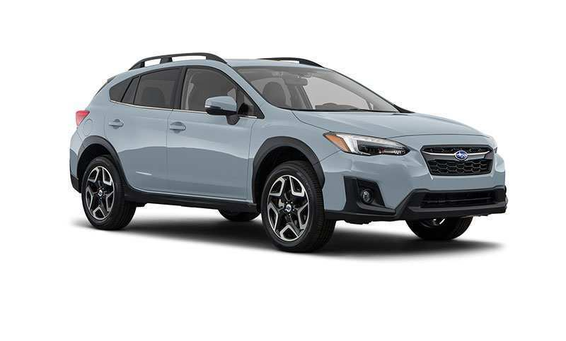 82 A 2019 Subaru Crosstrek Colors Price And Release Date