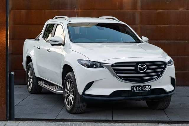 82 A All New Mazda Bt 50 2020 Engine