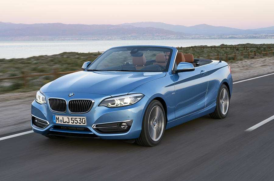 82 All New 2019 Bmw 2 Series Convertible Redesign And Review