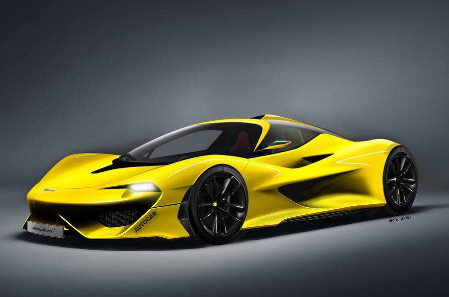 82 All New 2019 Mclaren Models New Model And Performance