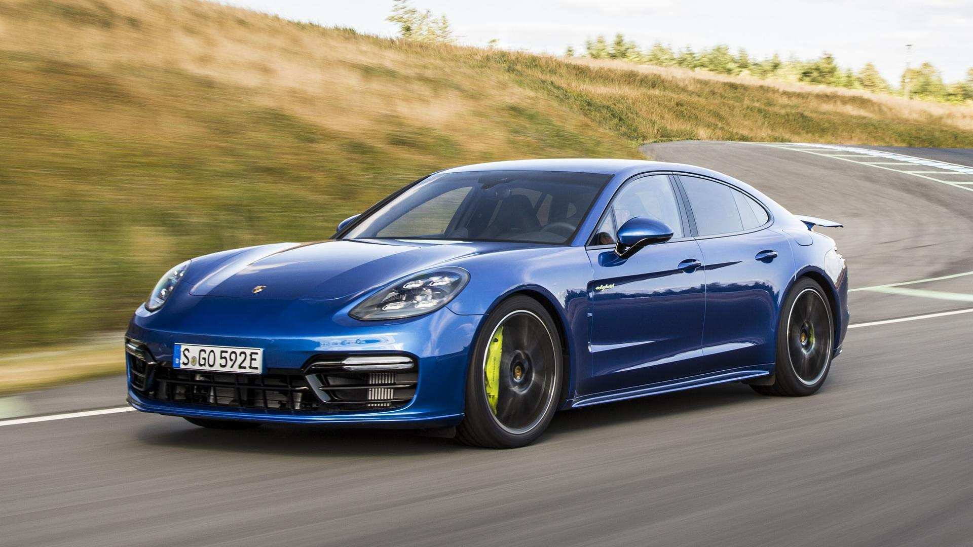 82 All New 2019 Porsche Panamera Turbo Images