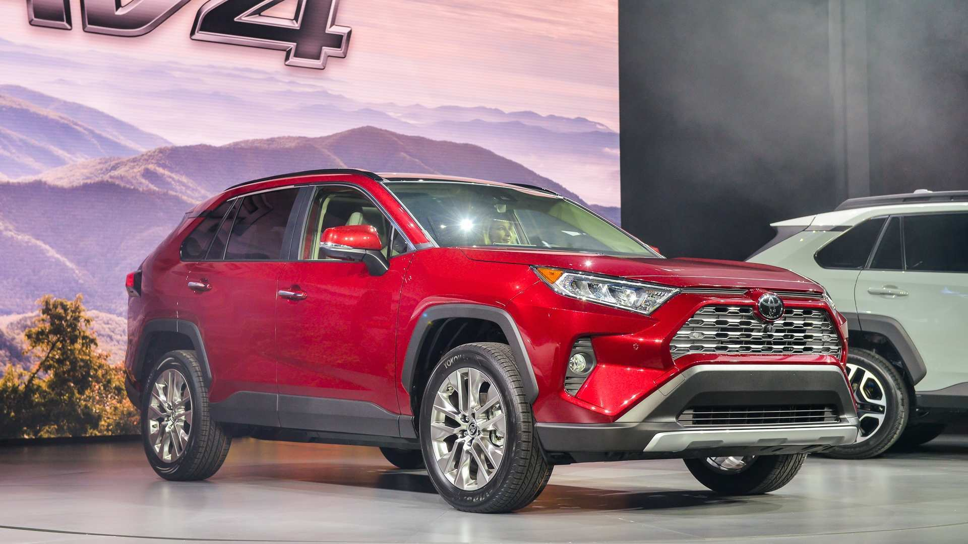 82 All New 2019 Toyota Rav4 Hybrid Specs Specs And Review