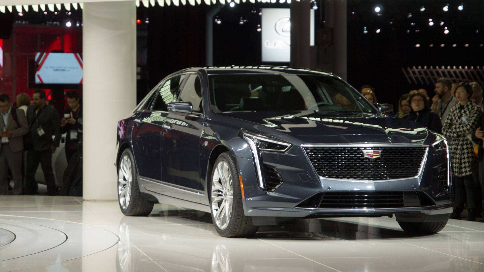 82 All New 2020 Cadillac Ct6 V8 Spy Shoot