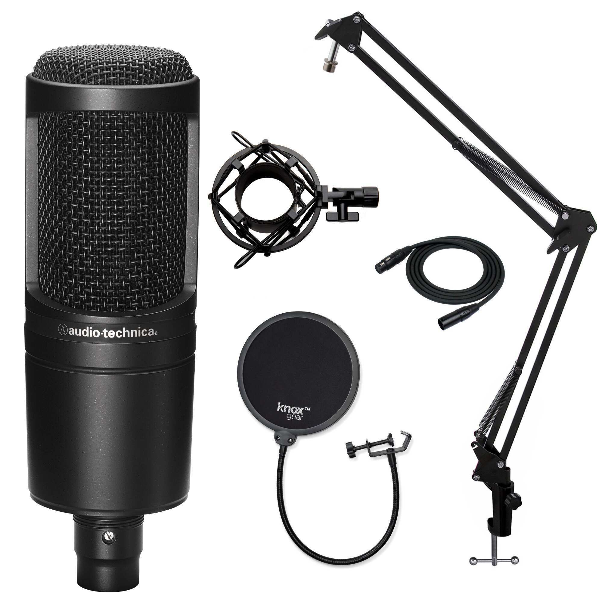 82 All New Audio Technica At2020 Review