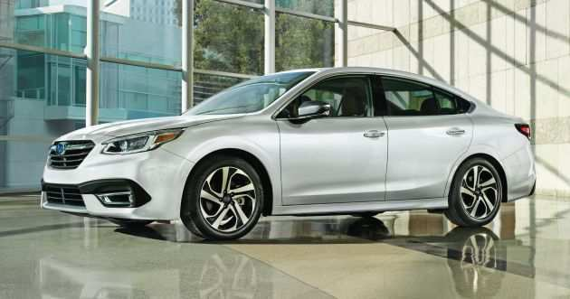 82 Best Subaru Prominence 2020 2 Model