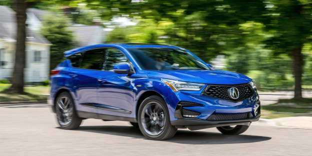 82 New 2019 Acura Rdx Release Date Spesification