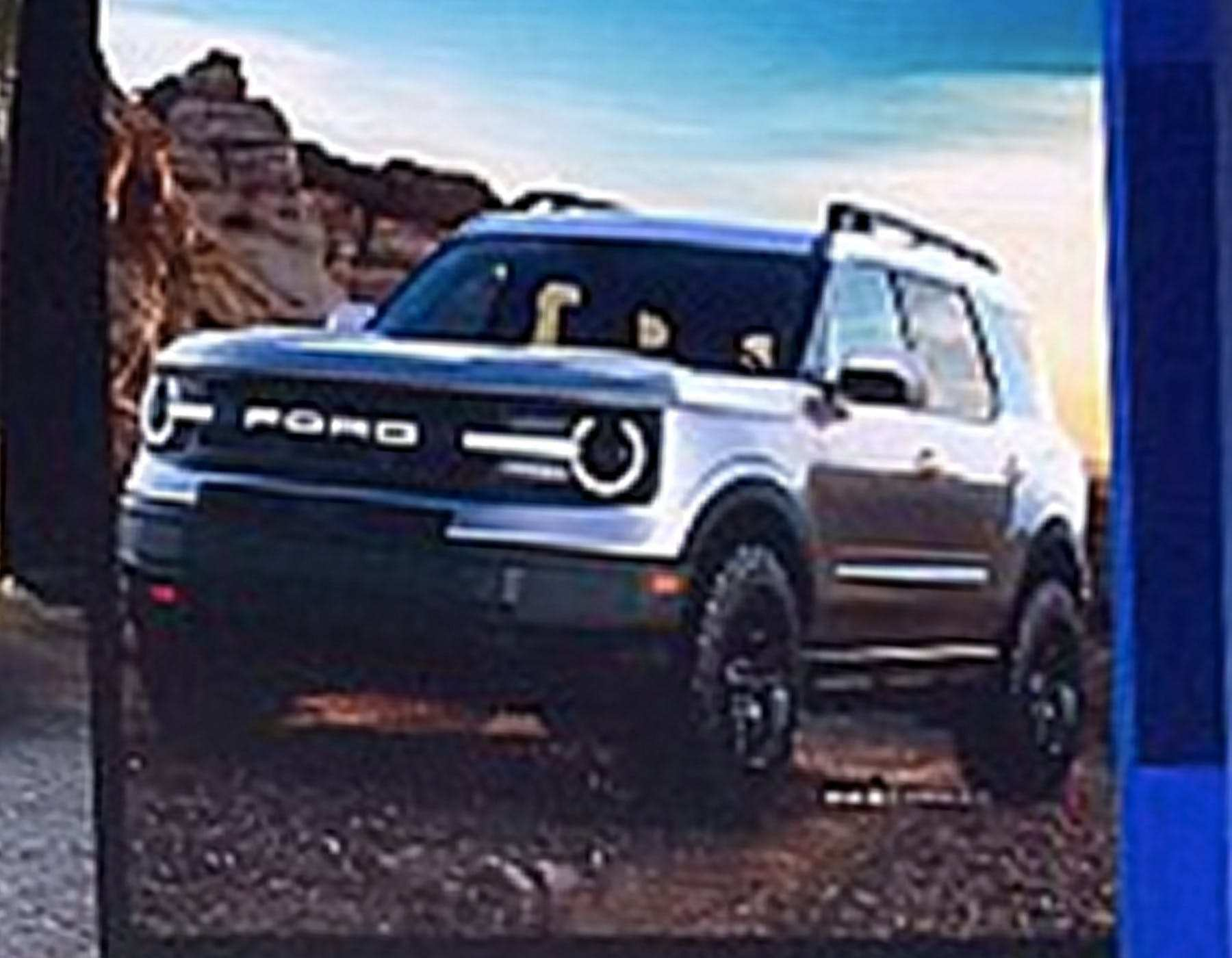 82 New 2020 Ford Bronco Latest News Specs