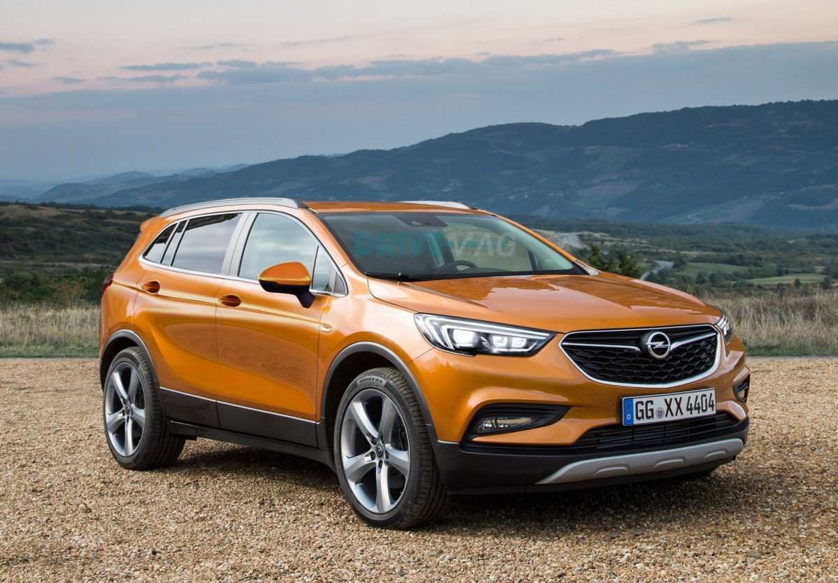 82 New Opel 4X4 2019 Performance And New Engine