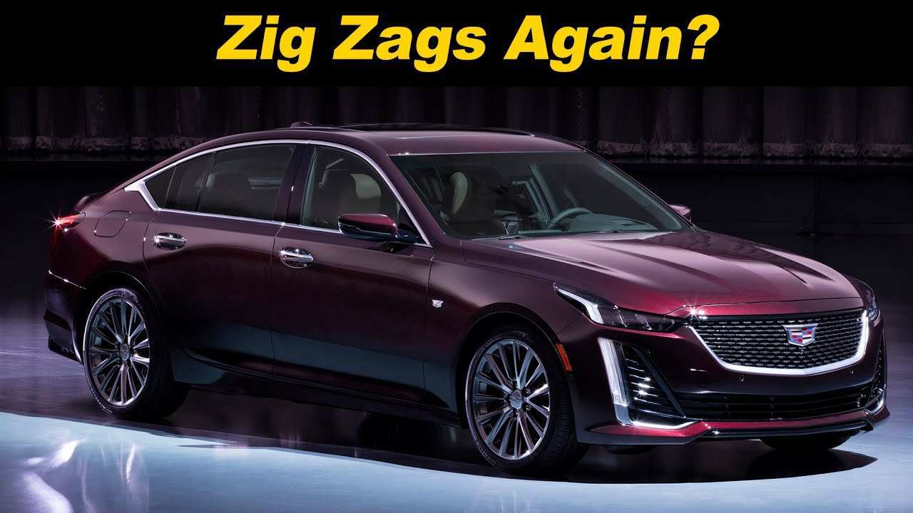 82 New Youtube 2020 Cadillac Ct5 Specs And Review
