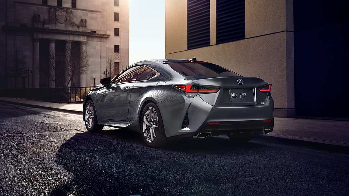 82 The 2019 Lexus Rc Speed Test