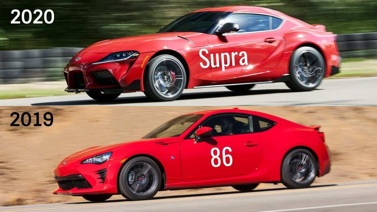 82 The 2020 Toyota 86 Review And Release Date