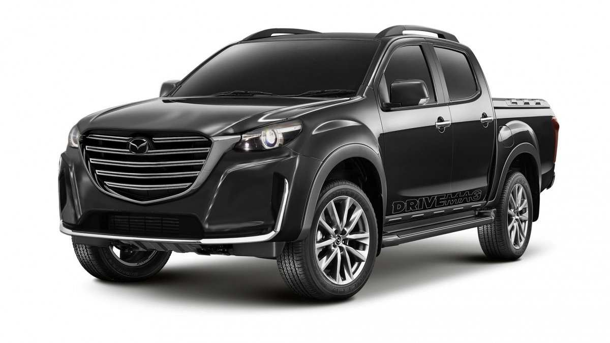 82 The Best Mazda Pickup 2020 New Concept
