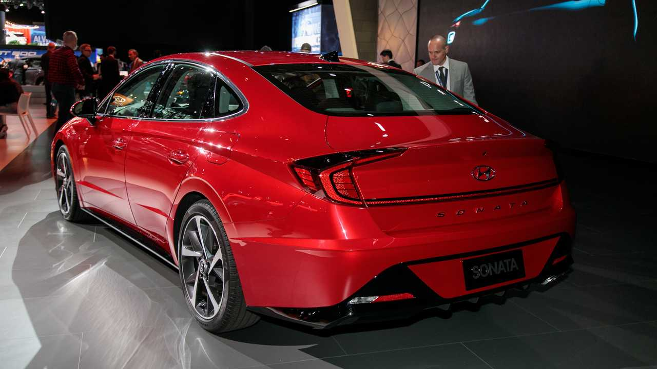 82 The Best New York Auto Show 2020 Hyundai Exterior