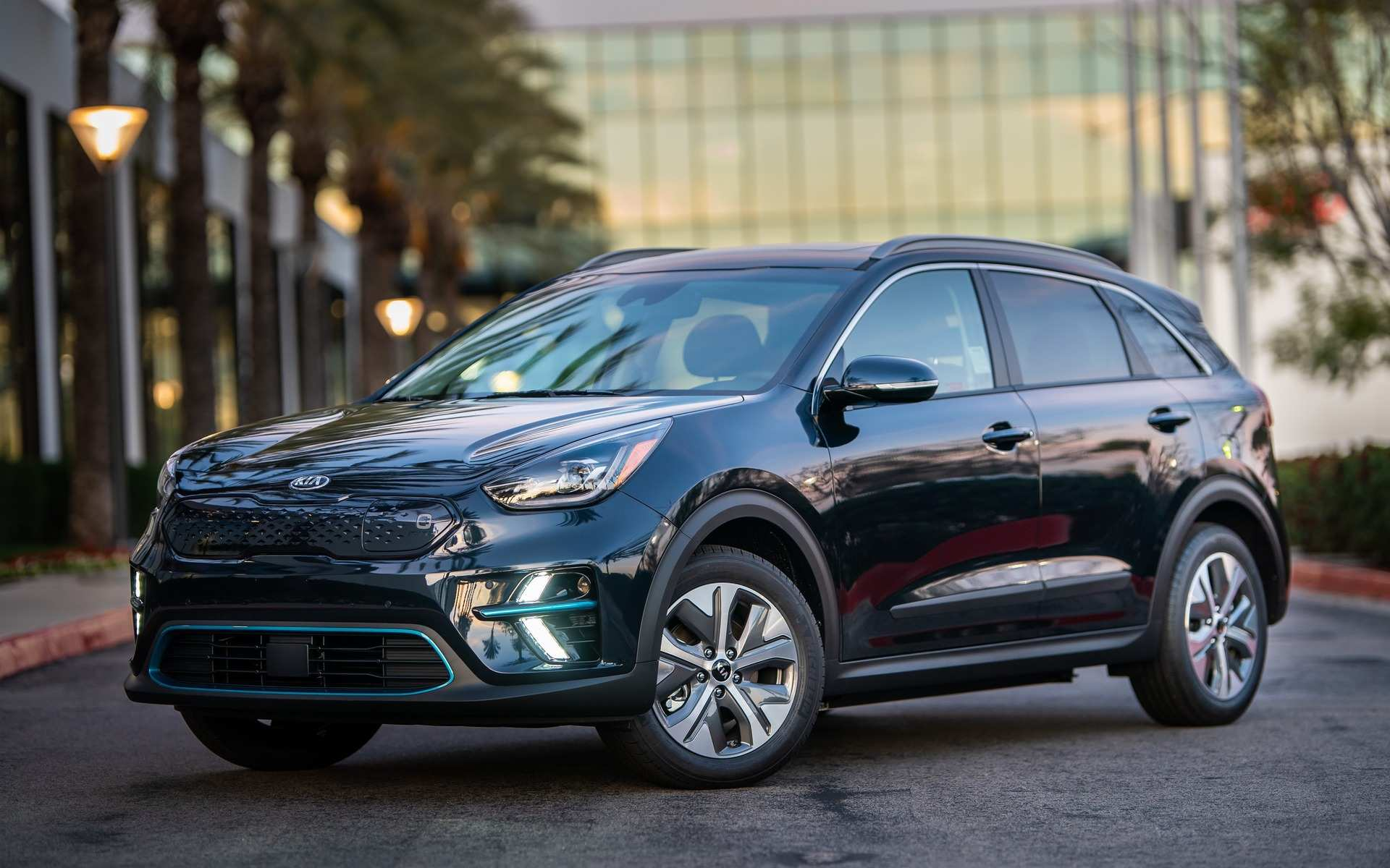 82 The Kia Niro 2020 Picture