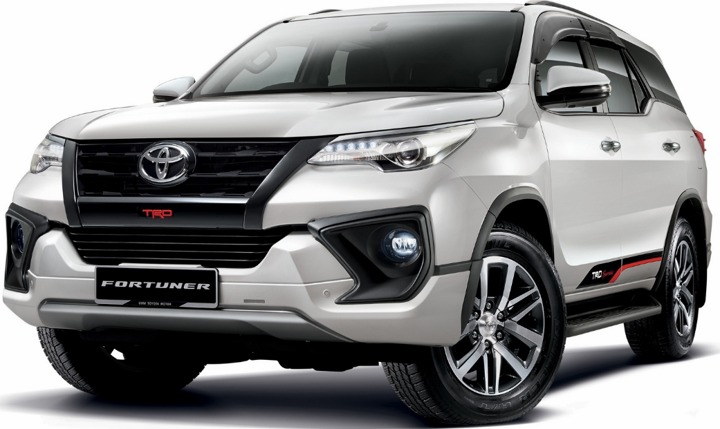 82 The Toyota Fortuner 2020 Price