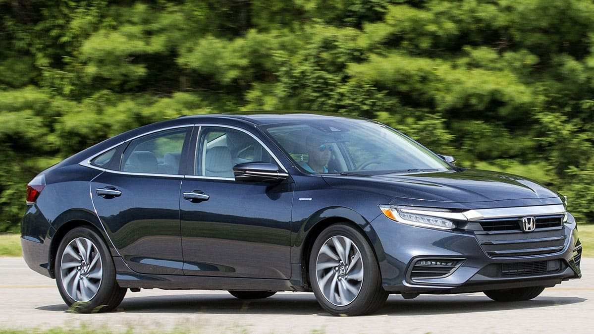 83 A 2019 Honda Insight Review Performance