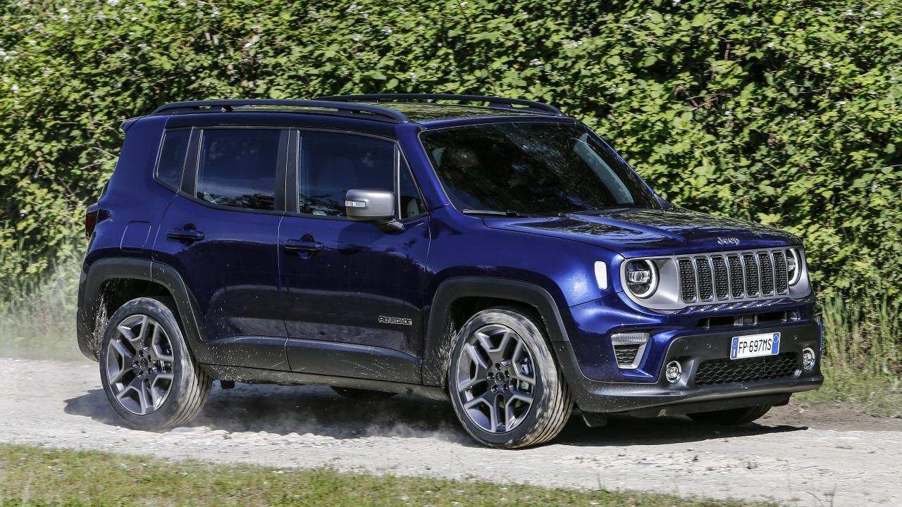 83 A 2019 Jeep Renegade Review New Review