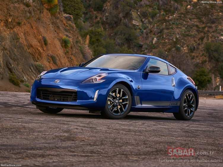 83 A 2019 Nissan 370Z Heritage Edition Release