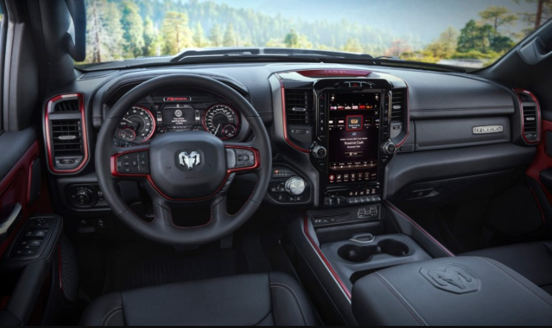 83 A 2020 Dodge Interior Pictures