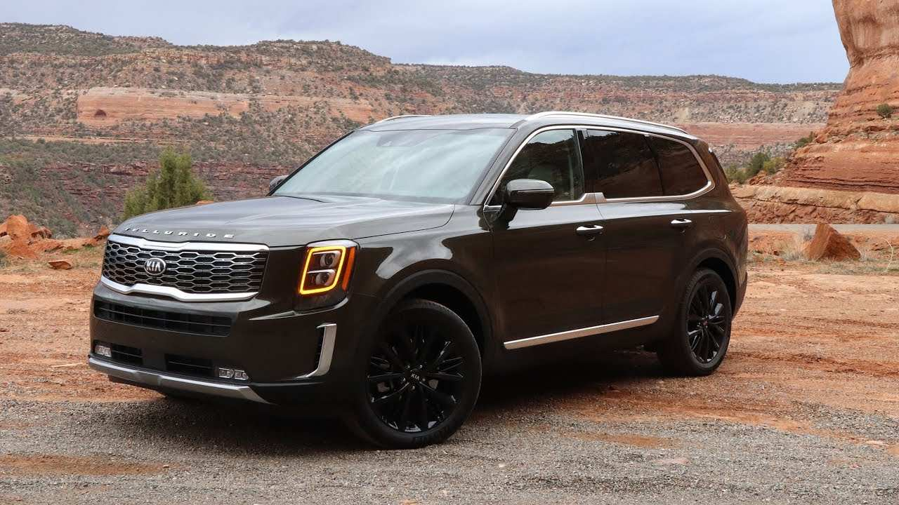 83 A 2020 Kia Telluride Youtube Picture