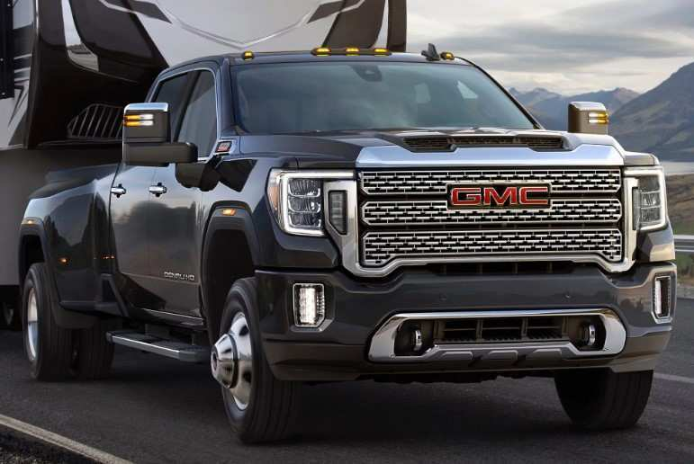 83 A Gmc Sierra 2020 Price Wallpaper