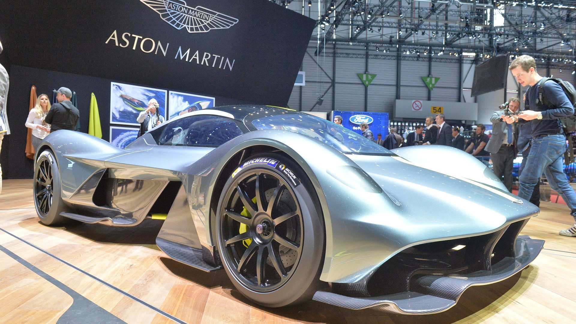 83 All New 2019 Aston Martin Valkyrie Rumors
