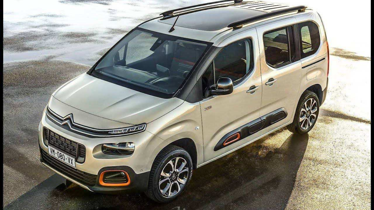 83 All New 2019 Citroen Berlingo Price And Release Date