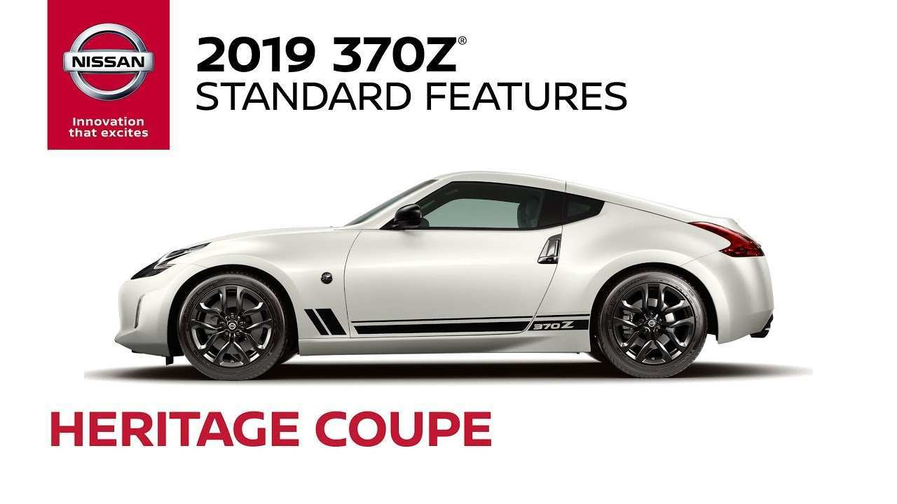 83 All New 2019 Nissan 370Z Heritage Edition Wallpaper
