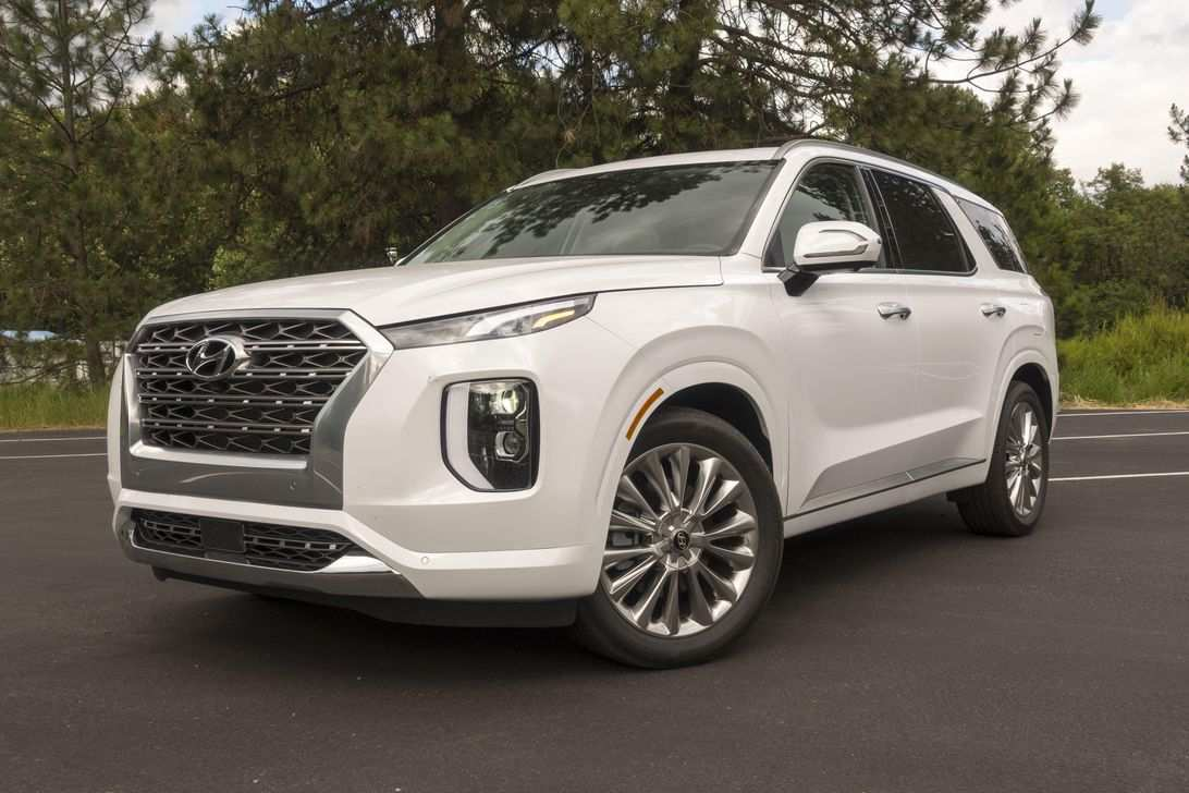 83 All New 2020 Hyundai Suv Release Date
