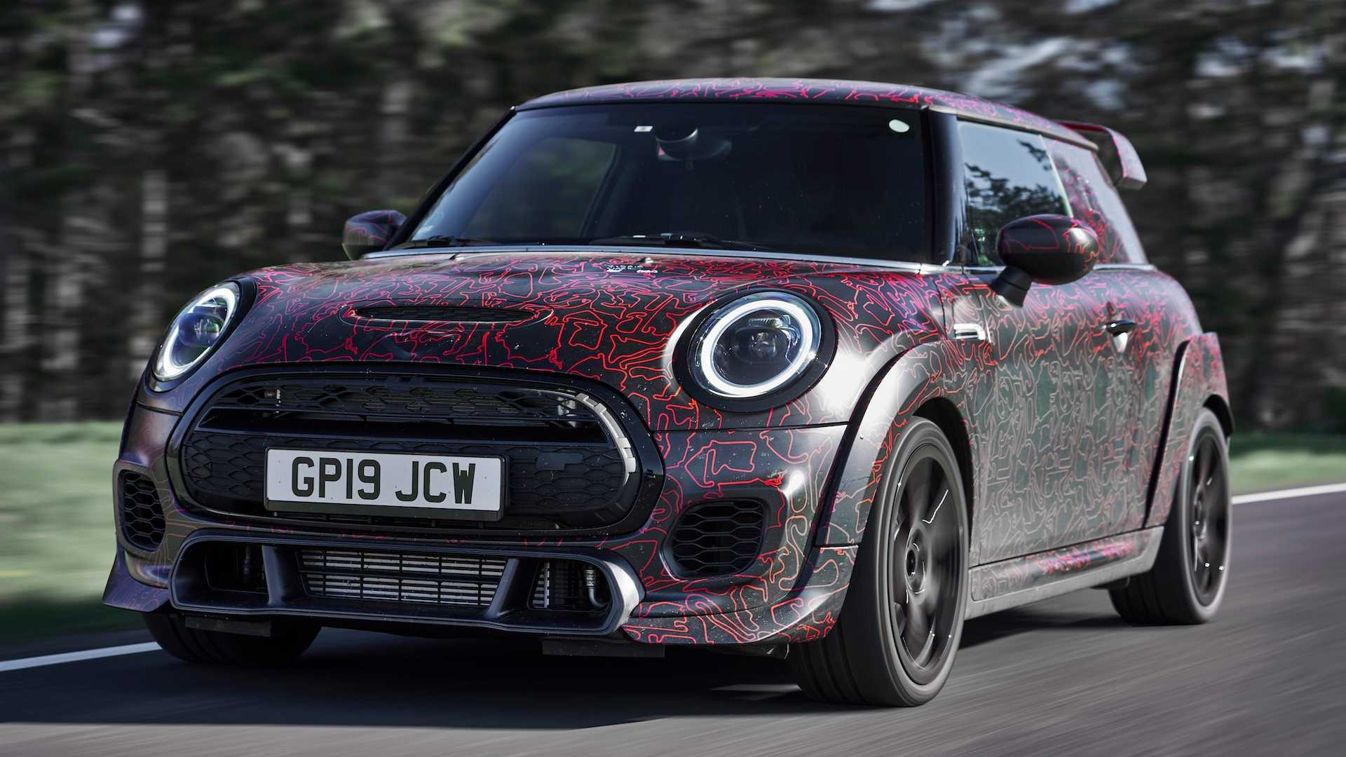 83 All New 2020 Mini Cooper Jcw Release Date And Concept
