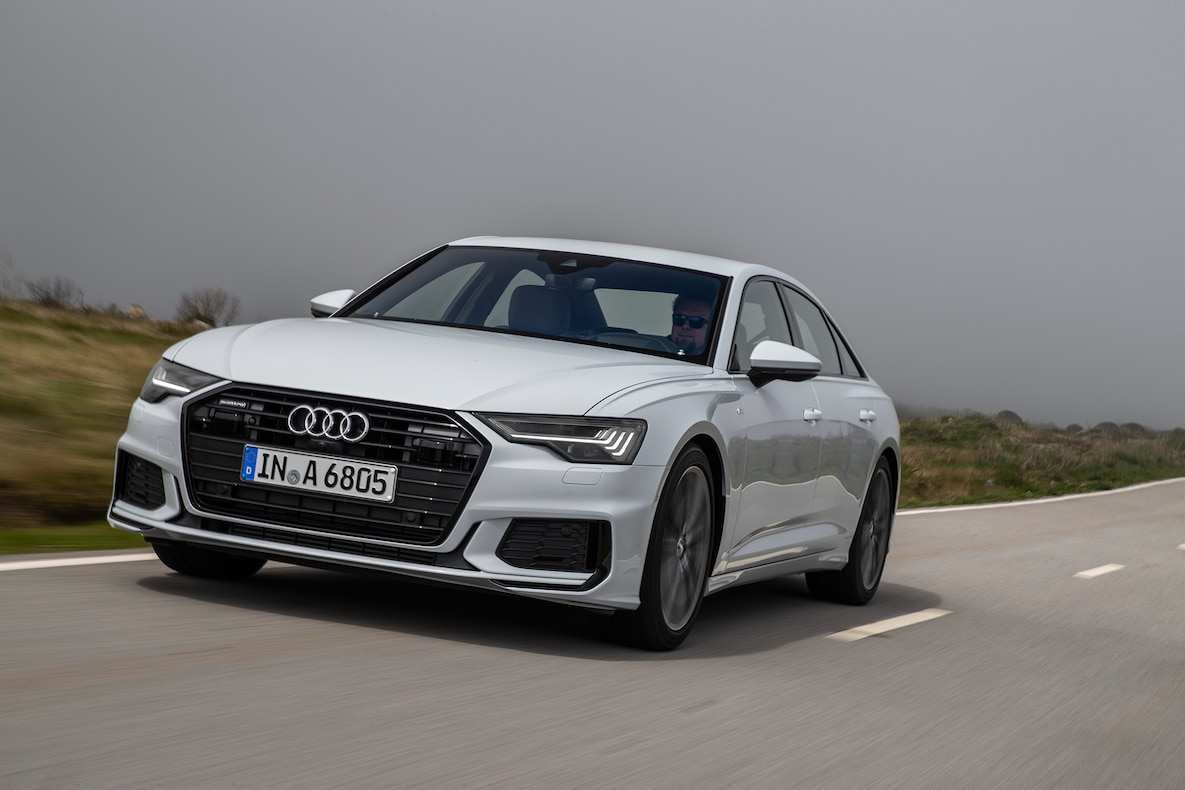 83 All New Audi A6 2020 Spesification
