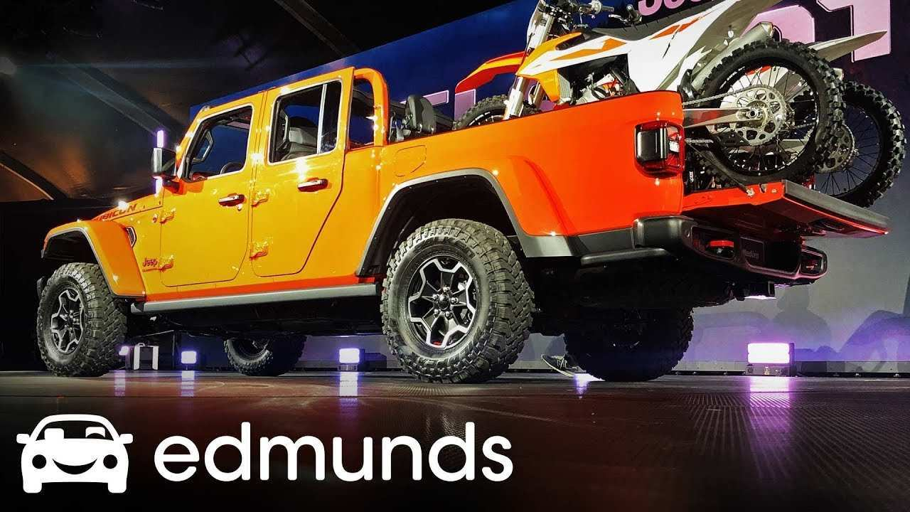 83 All New Jeep Pickup 2020 Specs Review And Release Date