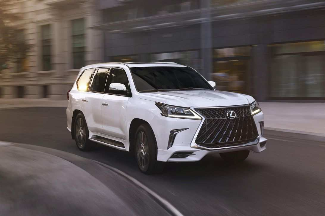 83 All New Lexus Lx 2020 Specs And Review