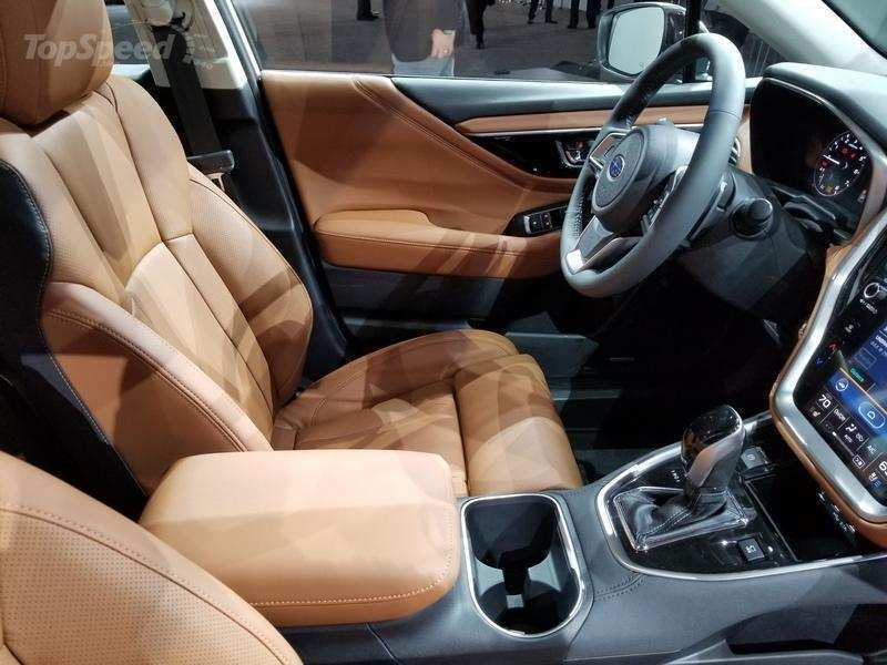 83 Best Subaru Legacy 2020 Interior Picture