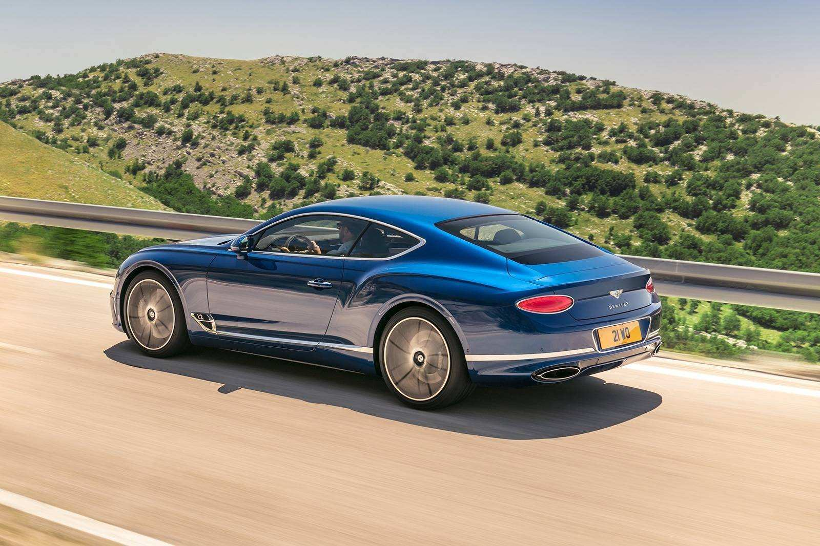 83 New 2019 Bentley Continental Specs And Review