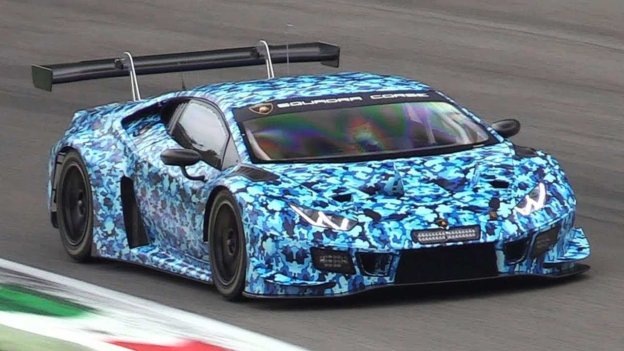 83 New 2019 Lamborghini Huracan Gt3 Evo Redesign And Review