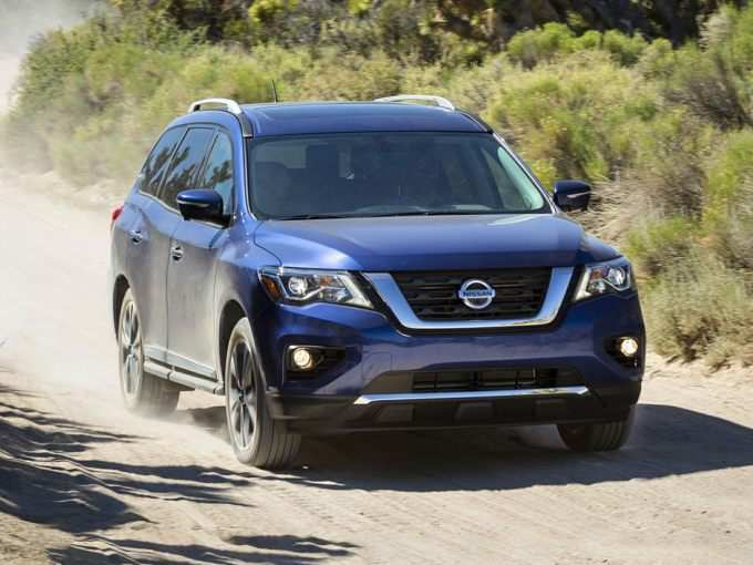 83 New 2019 Nissan Pathfinder Spy Shots Performance