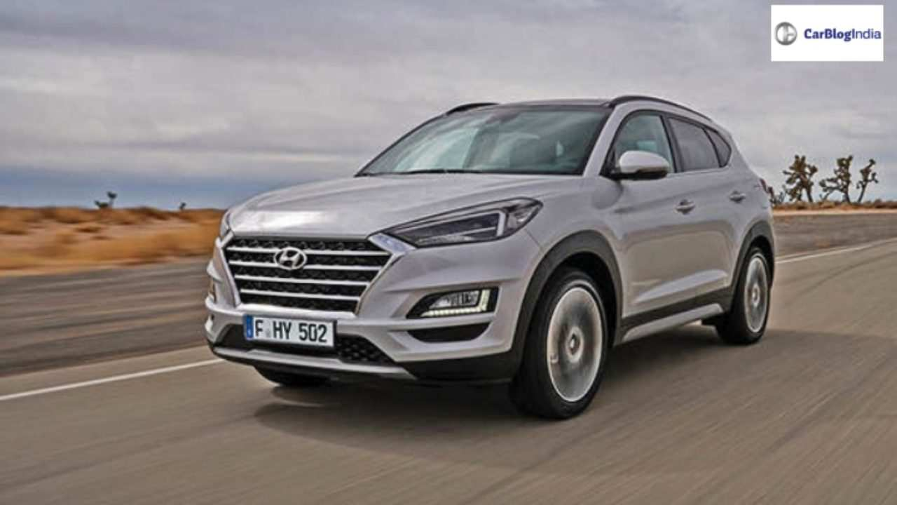 83 New Hyundai Tucson 2019 Facelift Prices