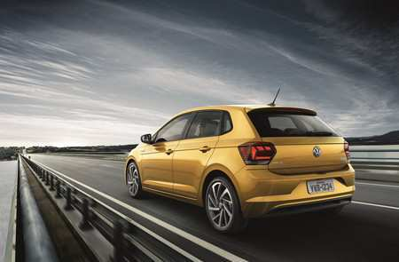 83 New Volkswagen Polo 2020 Mexico Picture