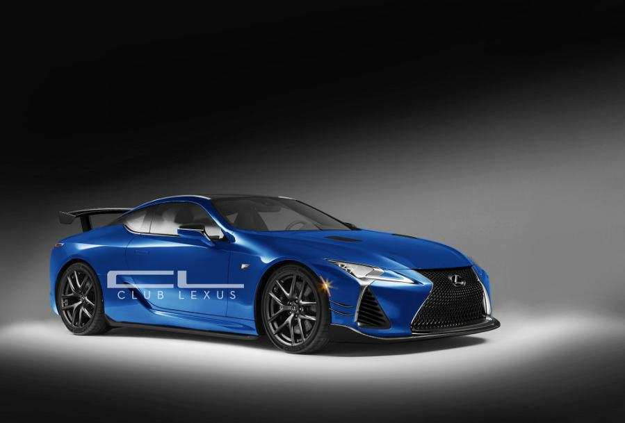 83 The 2019 Lexus Lc F Release