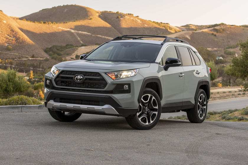 83 The 2019 Toyota Rav4 Hybrid Specs Release Date And Concept
