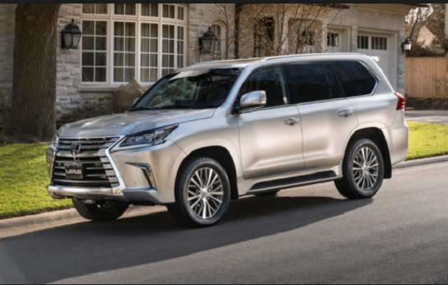 83 The 2020 Lexus Lx 570 Hybrid Overview
