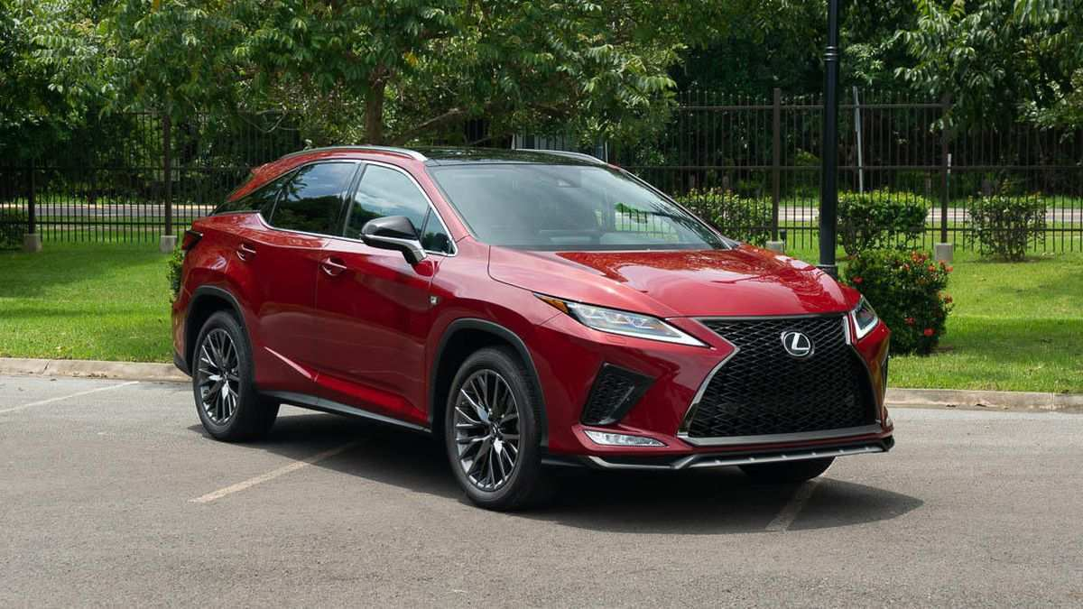 83 The 2020 Lexus Rx Rumors