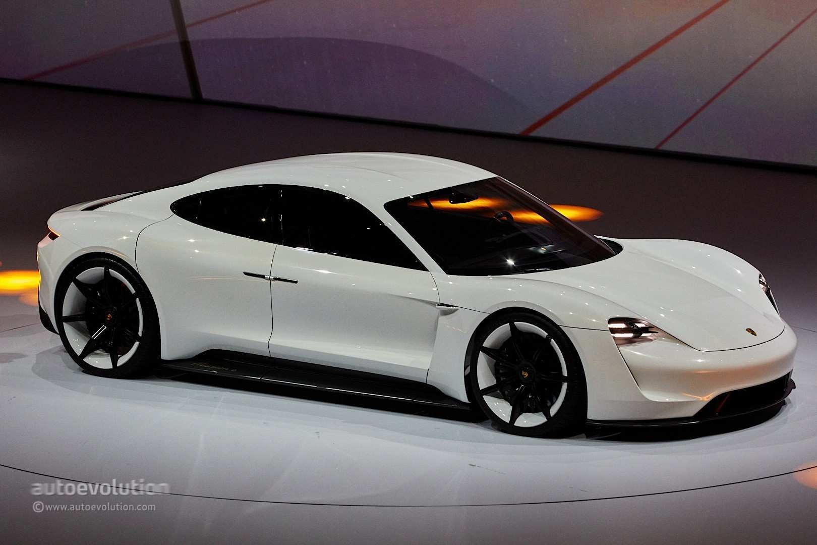 83 The 2020 Porsche Electric Car New Model And Performance