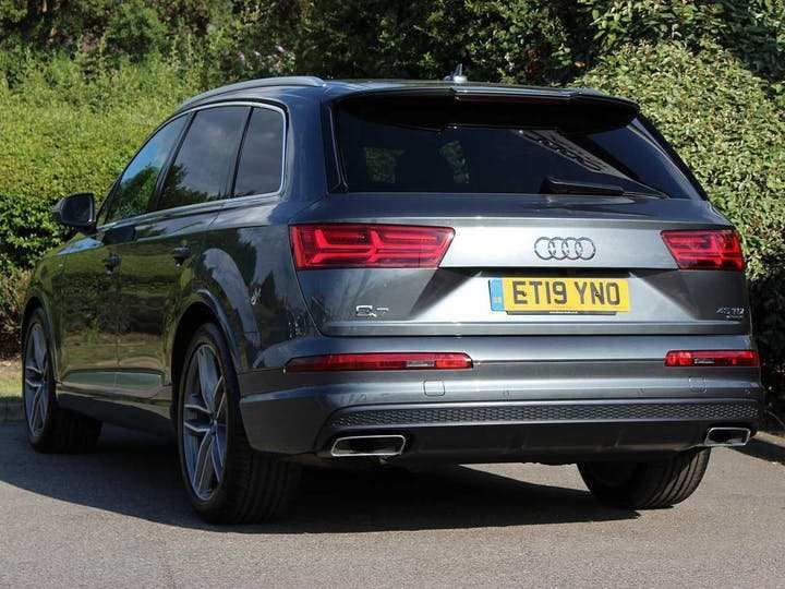 83 The Best 2019 Audi Q7 Tdi Usa Overview