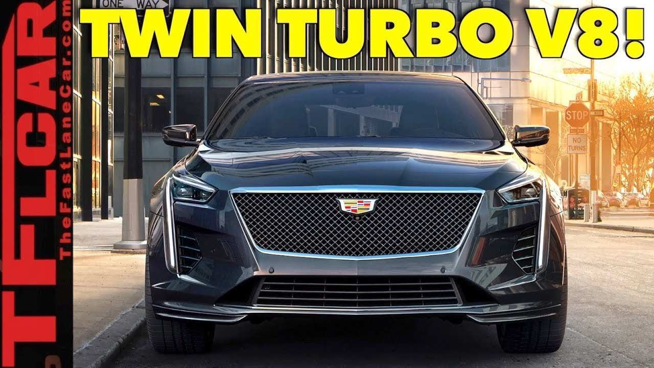 83 The Best 2019 Cadillac Twin Turbo V8 Price
