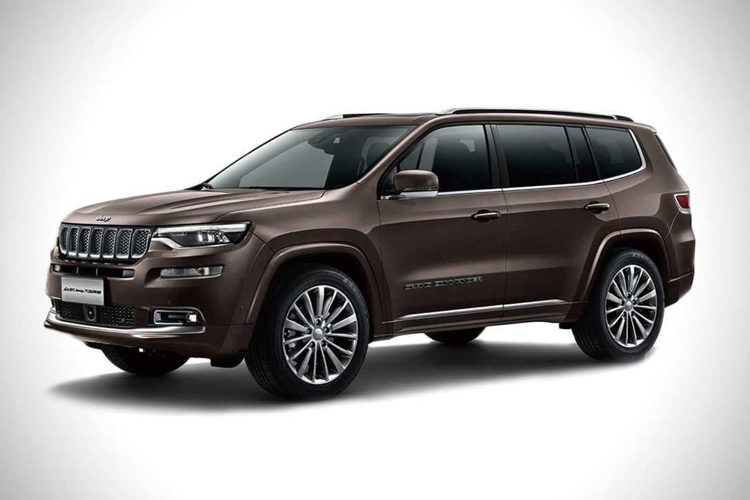 83 The Best 2019 Jeep Suv Engine